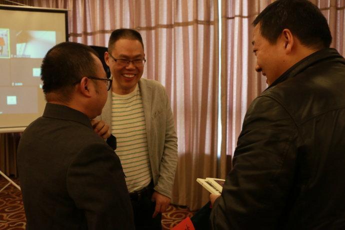 周瑟瑟:杨罡有成为一名厉害诗人的潜质。